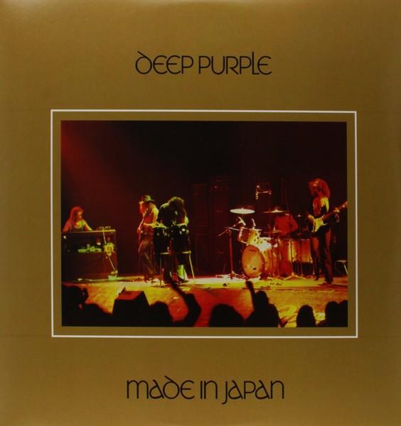Deep Purple - Made In Japan (1972) / Scandinavian Nights (1970)