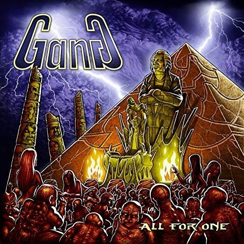 Gang - All for One (2018)